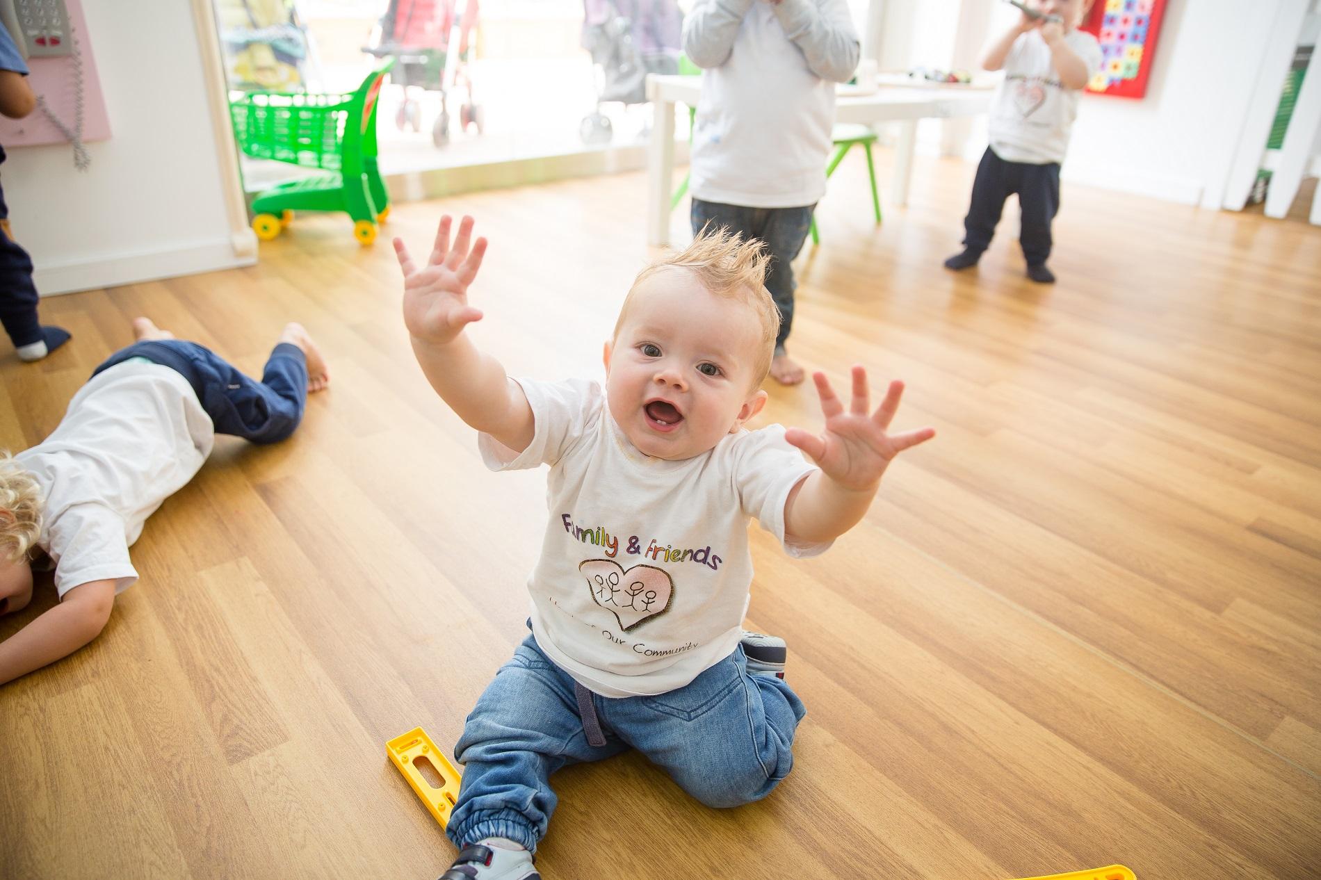 Family & Friends Dubai Nursery Babies Class