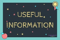 Useful Info • Fun and Play Nursery